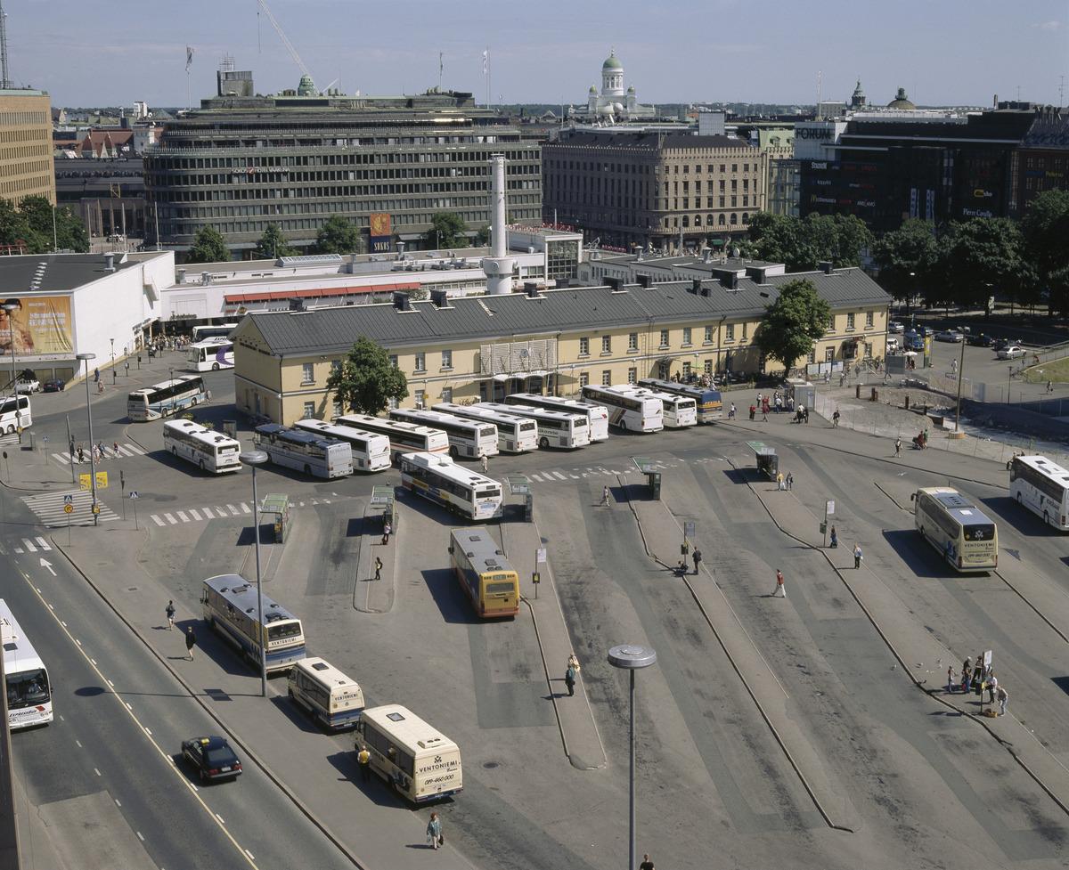 Helsingin Linja-Autoasema