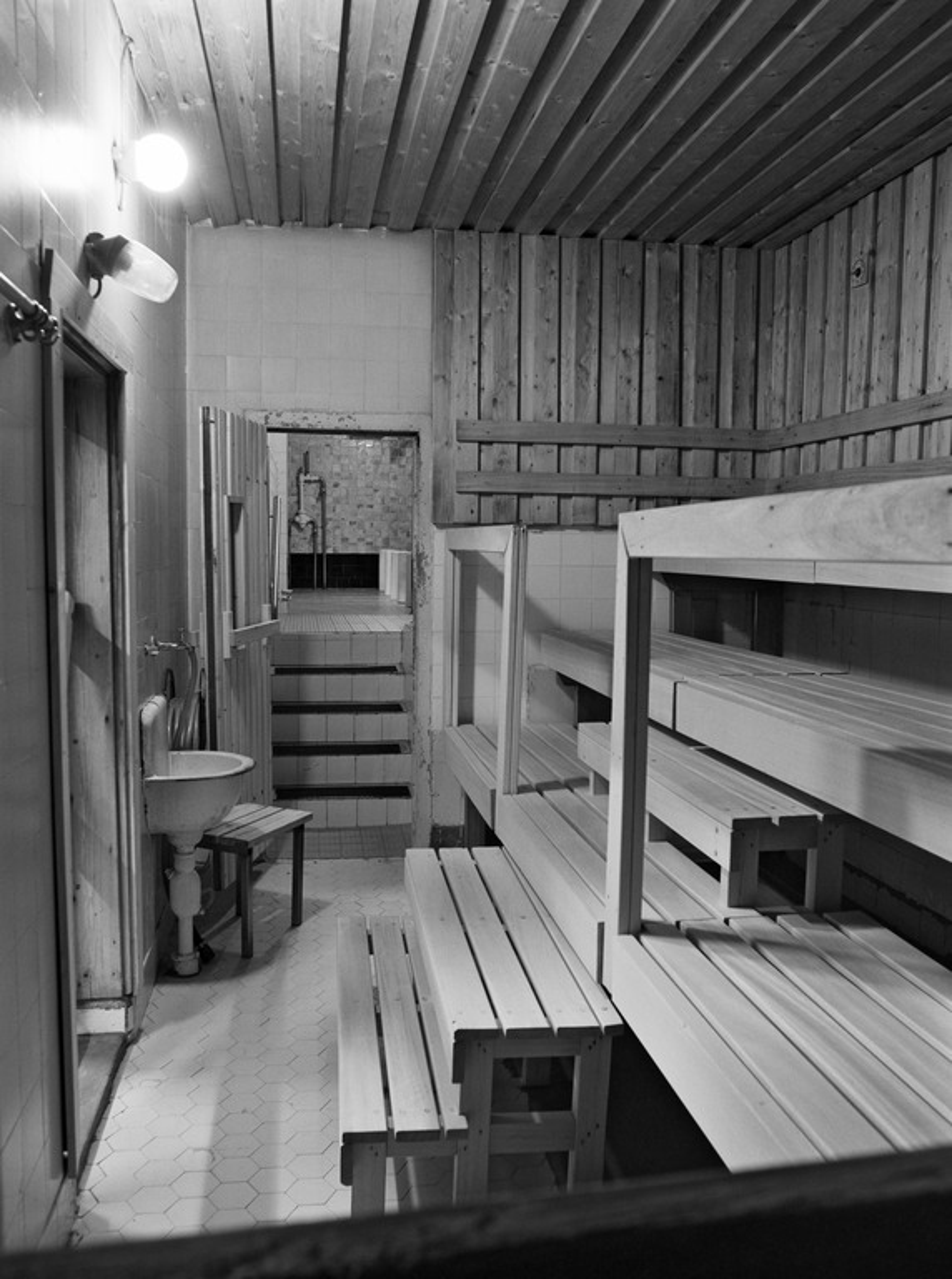 Julkinen Sauna Helsinki